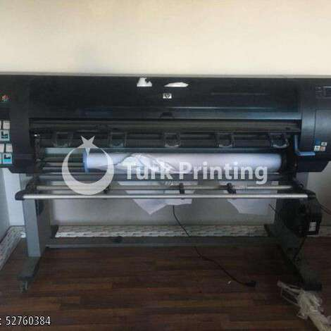 Used HP Designjet z6100 ps interior year of 2019 for sale, price 12000 TL FCA (Free Carrier), at TurkPrinting in Large Format Digital Printers and Cutters (Plotter)