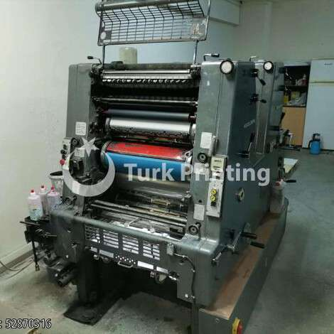 Used Heidelberg Offset Printing Machine year of 1990 for sale, price ask the owner, at TurkPrinting in Used Offset Printing Machines
