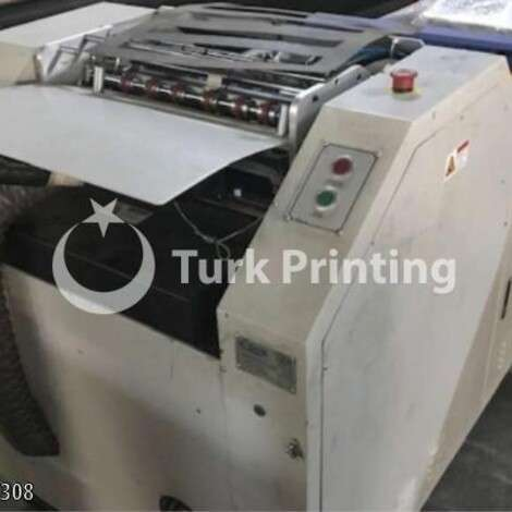 Used Kisun album binding machine year of 2017 for sale, price 80000 TL EXW (Ex-Works), at TurkPrinting in Laminating - Coating Machines