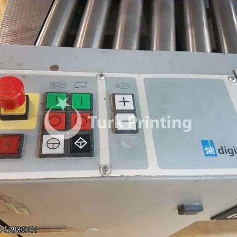 Satılık ikinci el 2000 model Stahl / Heidelberg Stahlfolder TD 66 4/4 Kağıt Katlama Makinesi fiyat sorunuz TürkPrinting'de! Katlama (Kırım) Makinaları kategorisinde.