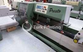 PRESTO saddlestitching line / stitching line