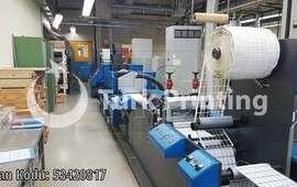 TCS 250 Etiket Baskı Makinesi