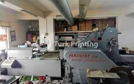 Varak Yaldız Makinası, 70x101cm