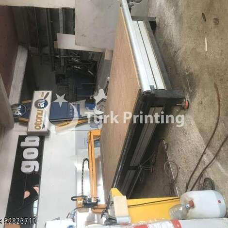 Used Diacam 210x400 CNC Router Machine year of 2015 for sale, price 35000 TL FOT (Free On Truck), at TurkPrinting in CNC Router