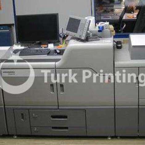 Satılık ikinci el 2016 model Heidelberg Linoprint Pro C7100 X fiyat sorunuz TürkPrinting'de! Yüksek Hacimli Ticari Dijital Baskı Makinaları kategorisinde.