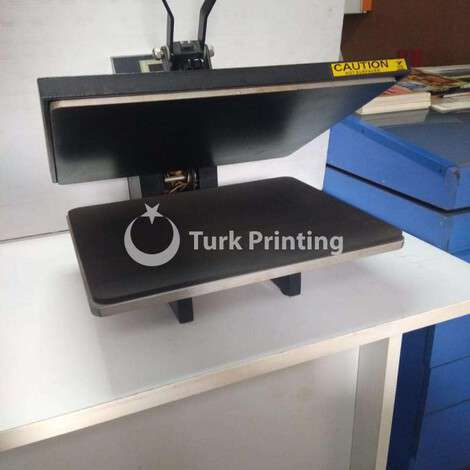 Used Other (Diğer) Transfer Printing Press year of 1986 for sale, price ask the owner, at TurkPrinting in Flexo and Label Printing Machines