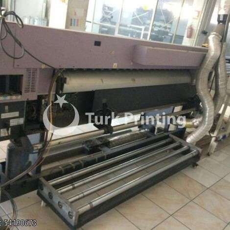 Used Mimaki JV3-160SP DIGITAL PRINTING MACHINE year of 2005 for sale, price ask the owner, at TurkPrinting in Digital Offset Machines