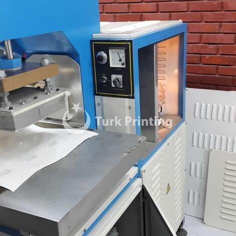Used Eray HF Frequency Printing Machine year of 2018 for sale, price ask the owner, at TurkPrinting in High Frequency Welding Machine