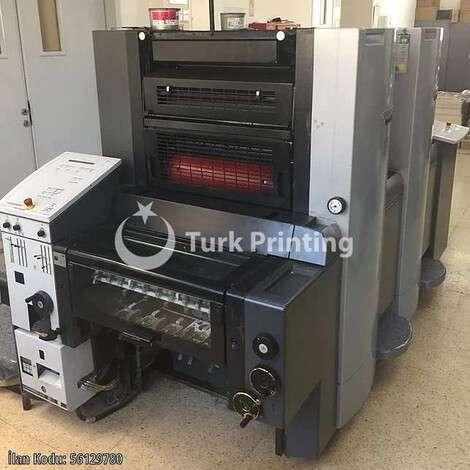 Satılık ikinci el 2008 model Heidelberg SM 74 - 2 iki renk ofset baskı makinesi 115000 USD C&F (Cost & Freight) TürkPrinting'de! Ofset Baskı Makinaları kategorisinde.