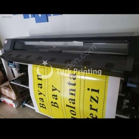 Satılık ikinci el 2014 model HP Hewlett Packard Lateks 330 Dijital Baskı Makinası 6000 USD TürkPrinting'de! Geniş Format Dijital Baskı Makinaları ve Kesiciler (Plotter) kategorisinde.