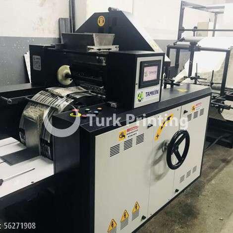 Satılık sıfır 2021 model Tamkiin Paper bag making machine (Flat bag ) fiyat sorunuz TürkPrinting'de! Çanta - Kese kağıdı Makineleri kategorisinde.