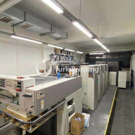 Used Man-Roland 300 - 50x70 - 4 COLORS By Owner year of 1997 for sale, price ask the owner, at TurkPrinting in Used Offset Printing Machines