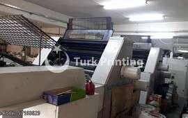 204 Offset Printing Press