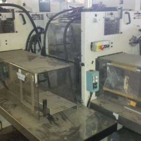 Satılık ikinci el 2004 model Rima İstifleme Makinesi fiyat sorunuz TürkPrinting'de! İstifleme Makinaları kategorisinde.