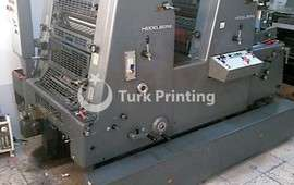 GTO ZP Printing Machine