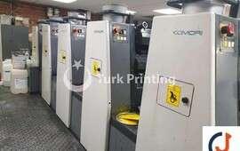 Lithrone L520 B - 5 Colour Offset Printing Press