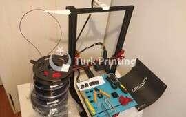 U20 3d printer 300x300x400 print size