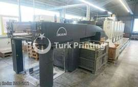 505+LV Offset Printing Press - 2008