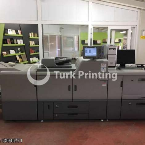 Used Ricoh Ricoh Pro C7100 sx 5 Colour 33x70 cm Digital Printing Machine year of 2015 for sale, price ask the owner, at TurkPrinting in Digital printing Machines