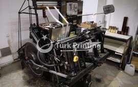 Large Format Hot Foiling Machine