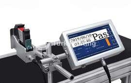 TX1 Pro Automatic Inkjet Coding Machine