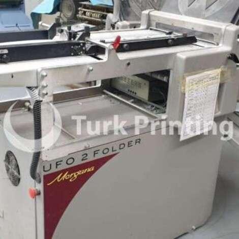 Satılık ikinci el 1997 model Morgana FSN UFO 2 Kağıt Katlama Makinesi fiyat sorunuz TürkPrinting'de! Katlama (Kırım) Makinaları kategorisinde.