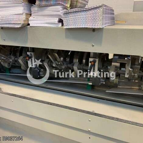 Satılık ikinci el 2007 model MBT 20 ünite harman makinası, istifleyici fiyat sorunuz TürkPrinting'de! Harman Makinaları kategorisinde.