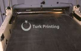 SP 1260 E Die Cutting Machine
