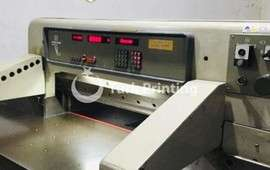 92 EM paper guillotine