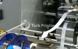 2Renk (2+1) Fokus Baskı Makinesi