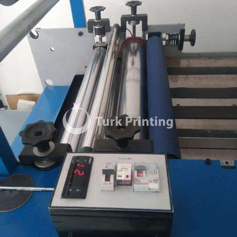 Used Other (Diğer) Thermal laminating+ glued laminating+ cold laminating year of 1983 for sale, price ask the owner, at TurkPrinting in Laminating - Coating Machines