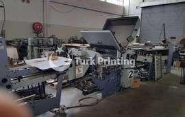 KC78 4KZ R-RC Kağıt Katlama Makinesi