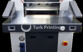 TC-520 HYDRAULIC PAPER CUTTER FOR SALE