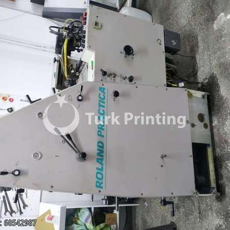 Used Man-Roland Practica 36x52 Single color year of 1995 for sale, price 22000 TL, at TurkPrinting in Used Offset Printing Machines