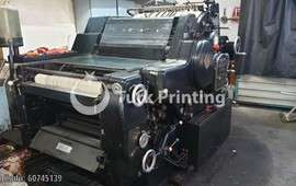 KOR 40x57 Offset Printing Press