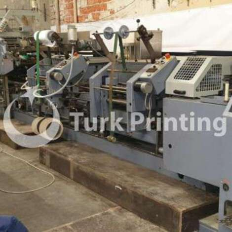 Used Other (Diğer) casing in line STAHL BL 500 year of 1995 for sale, price ask the owner, at TurkPrinting in Case-Binding