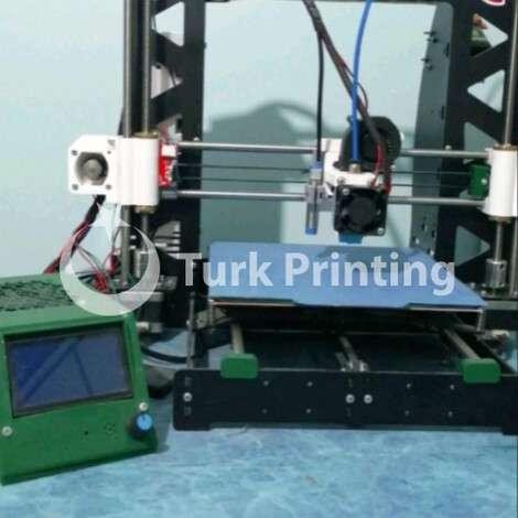 Satılık ikinci el 2020 model Prusa i3 Klon 3D yazıcı 3 adet filament ve Bltouch sensör hediye 1200 TL FCA (Free Carrier) TürkPrinting'de! 3D Yazıcı kategorisinde.