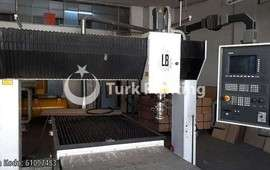 2000 and LB CNC LASER (French, Balliu Company)