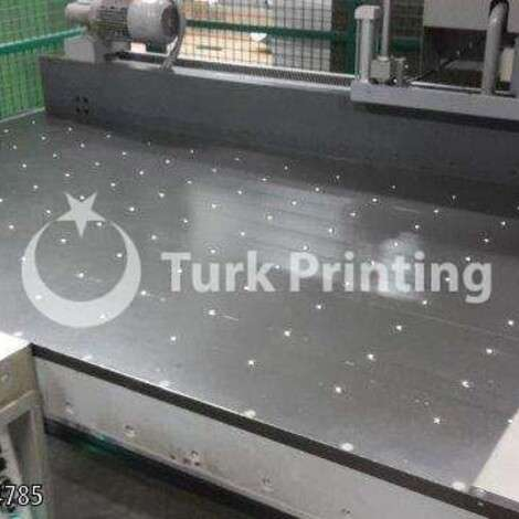 Used Polar 155 Paper Cutting Machine year of 1990 for sale, price ask the owner, at TurkPrinting in Paper Cutters - Guillotines