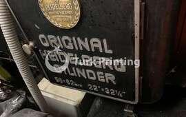 SBB Cylinder 56x82 Kesim Makinası