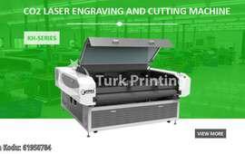 KH Serisi Eşzamansız Çift Kafa Lazer Kesim Makinesi