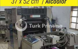 512 Two COLOR Offset Printing Machine