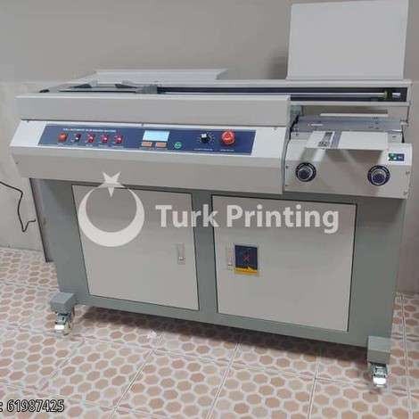Used Xsheen XH50TZ Perfect Binder year of 2019 for sale, price 19500 TL, at TurkPrinting in Perfect Binding Machines