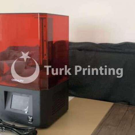 Satılık ikinci el 2020 model Creality LD-002H UV Reçine 3D Yazıcı (Resin Printer) 3150 TL TürkPrinting'de! 3D Yazıcı kategorisinde.