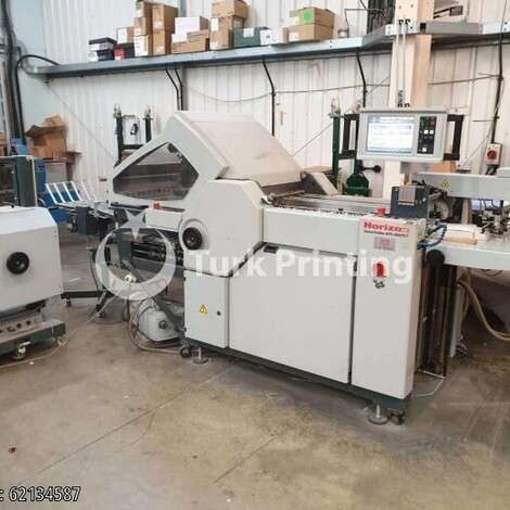 Satılık ikinci el 2008 model Horizon AFC-566 FKT Kağıt Katlama Makinesi fiyat sorunuz TürkPrinting'de! Katlama (Kırım) Makinaları kategorisinde.