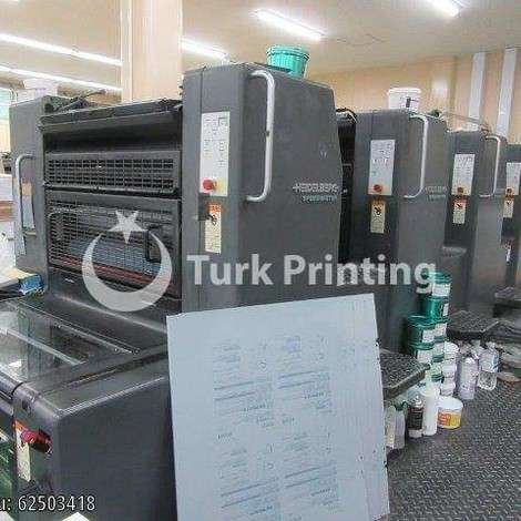 Used Heidelberg SPEEDMASTER SM 74 4P Offset Printing Press year of 1999 for sale, price 90000 EUR C&F (Cost & Freight), at TurkPrinting in Used Offset Printing Machines