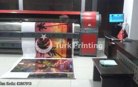 digital printing machine, Konica Head
