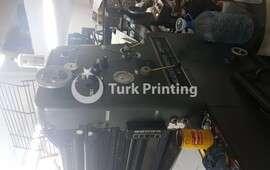 SOR 61x82 cm Ofset Baskı Makinası