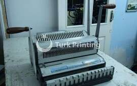 Wire and Spiral Binding Machine