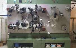 4 renk baskı makinası